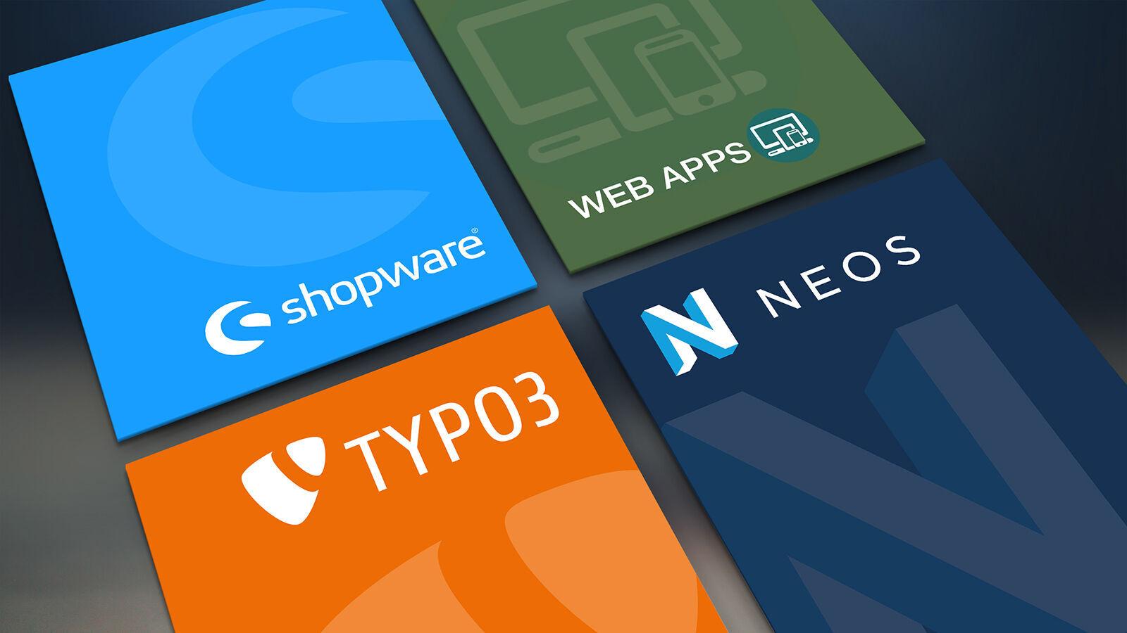 sitegeist stacks Typo3 Neos Shopware
