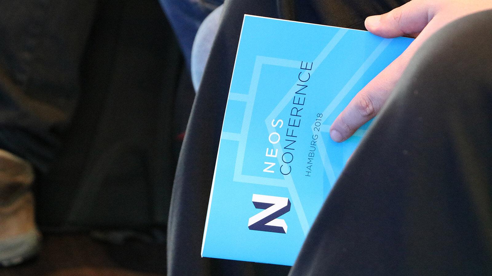 neos conference 2018 Hamburg
